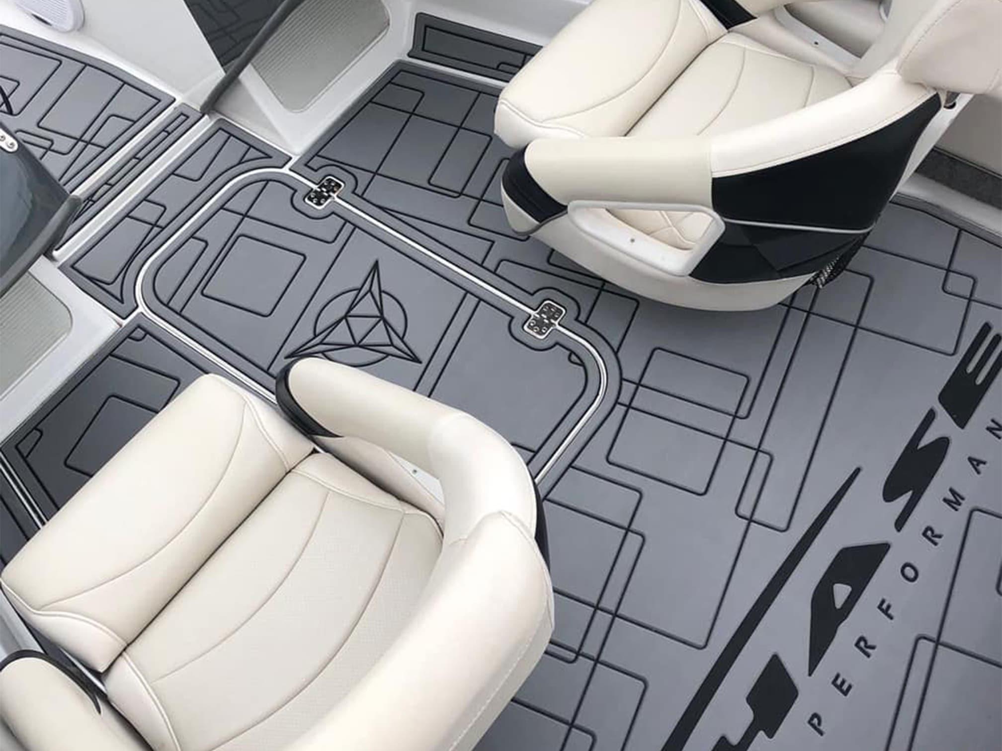 custom boat deck foam marine deck