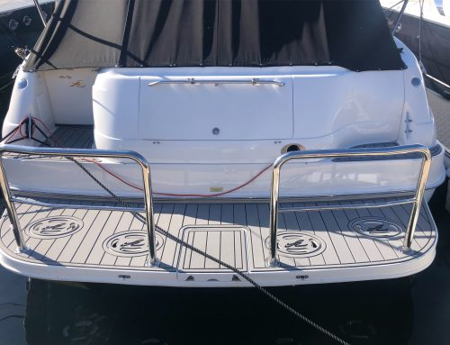 SeaRay 460 Gets a New Look!