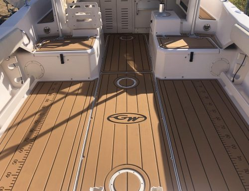 Grady White 228 new EVA Foam Deck